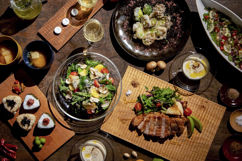 讃岐の「食」を五感で楽しむ さろんぶるーのペアコース