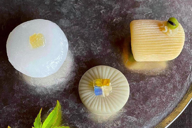 5月28日、29日は noyerさんの和菓子の日