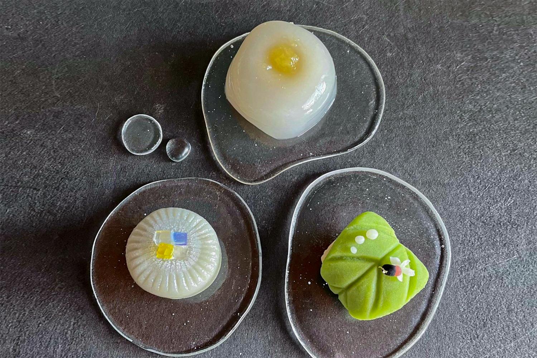 6月25日、26日は noyerさんの和菓子の日!